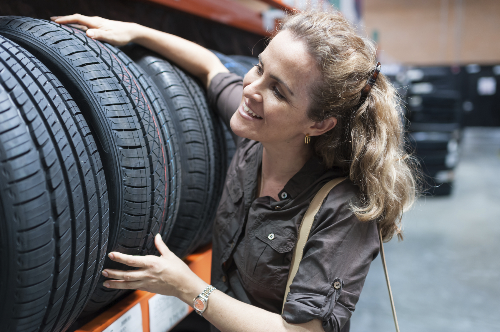 Finding the right tires